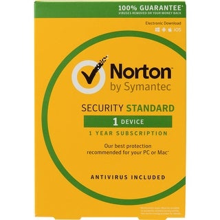 Norton Security Standard 1-Device