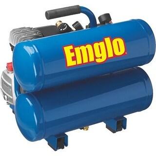 Dewalt 4Gal Twin Stk Compressor E810-4V Unit: EACH
