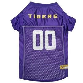 Collegiate Louisiana State Tigers Pet Jersey