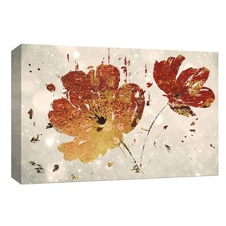 """PTM Images 9-148087  PTM Canvas Collection 8"""" x 10"""" - """"Splash of Spring I"""" Giclee Flowers Art Print on Canvas"""