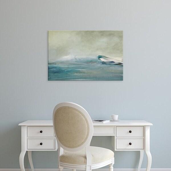 Easy Art Prints Iris Lehnhardt's 'La Vague' Premium Canvas Art