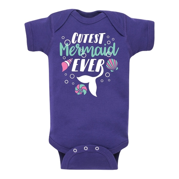 Cutest Mermaid Ever - Infant One Piece