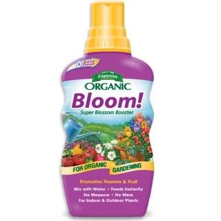 Espoma BL24 Organic Bloom Liquid Blossom Booster, 24 oz