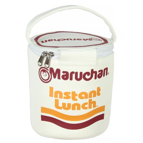 Maruchan Ramen Noodles Instant Lunch Tote Carry Cooler Bag