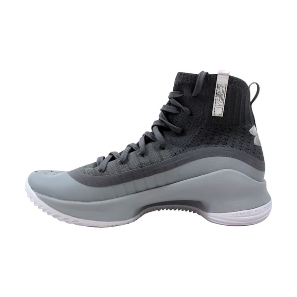 Shop Under Armour GS Curry 4 Mid Black