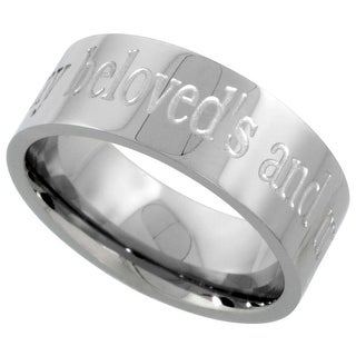 I Am for My Beloved - Man Promise Ring