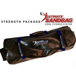 The Ultimate Sandbag Strength Package - strength package