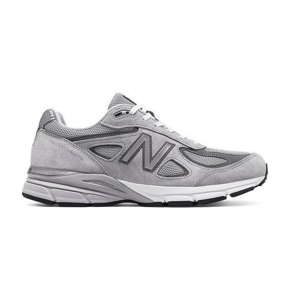New Balance Male Running Sneaker, Grey, 10