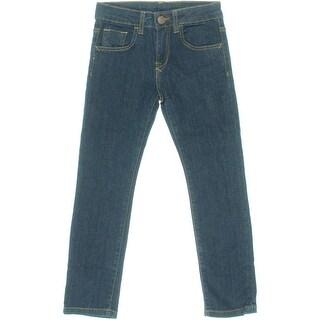 Zara Kids Girls Slim Fit Jeans - 5-6