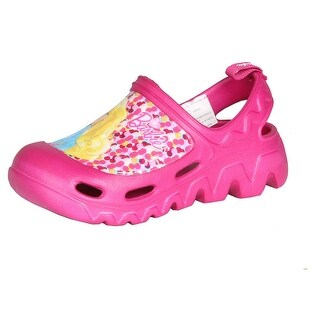 Barbie Girls Bbs801 Fashion Clogs Sandals - Pink