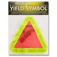 Jogalite Reflective Yield Triangle