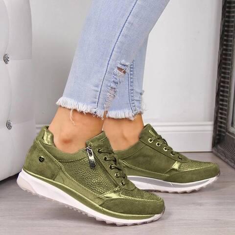 Women's Shoes Fashion Sneaker Casual Walking Sport