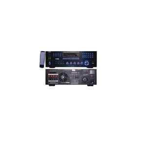 PYLE AUDIO PRO PD1000A AM/FM Receiver with Built-in DVD Player