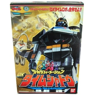 Power Rangers Time Force Time Shadow Megazord Figure - multi