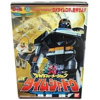 Power Rangers Time Force Time Shadow Megazord Figure - multi