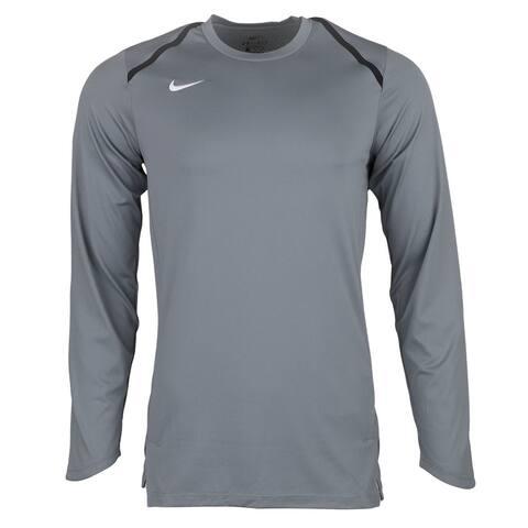 Nike Legend T-Shirt Mens Top - Grey