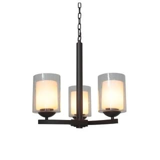 Woodbridge Lighting 12185 Cosmo 3 Light Chandelier