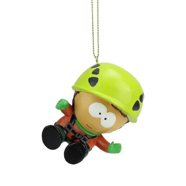 "3"" South Park Kyle Zip-Lining Decorative Christmas Ornament"