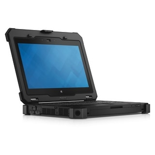 "Dell Latitude 12 7214 11.6"" 16:9 2 in 1 Rugged Netbook - 1366 x 768 Touchscreen - Intel Core i5 (6th Gen) i5-6300U Dual-core (2"
