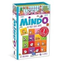 Blue Orange Games BLG06506 Mindo Cat Logic Game