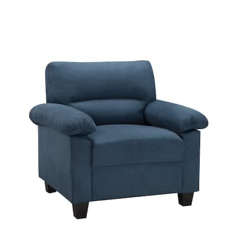 MicroFiber Transitional Chair
