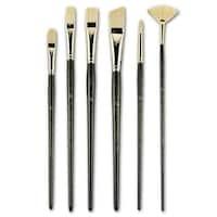 Dynasty FM22815 Synthetic Oil & Acrylic Brush Flat - Size 10