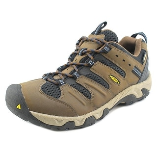 Keen Koven Round Toe Leather Hiking Shoe