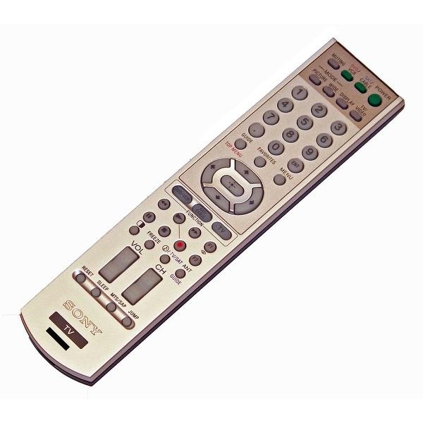 OEM Sony Remote Control: KDF60XS955, KDF-60XS955, KDP51WS655, KDP-51WS655, KDP51WWS655, KDP-51WWS655
