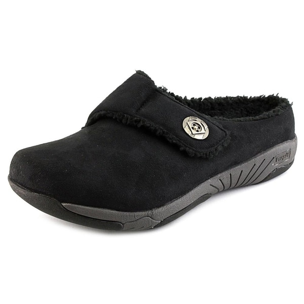 Propet Morgan   Round Toe Synthetic  Mules