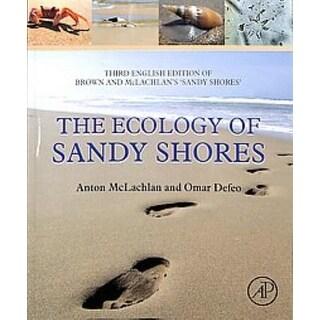 Ecology of Sandy Shores - Anton McLachlan, Omar Defeo