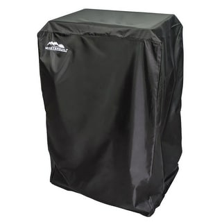 "Masterbuilt 20080114 Propane Smoker Cover, 44"", Black"