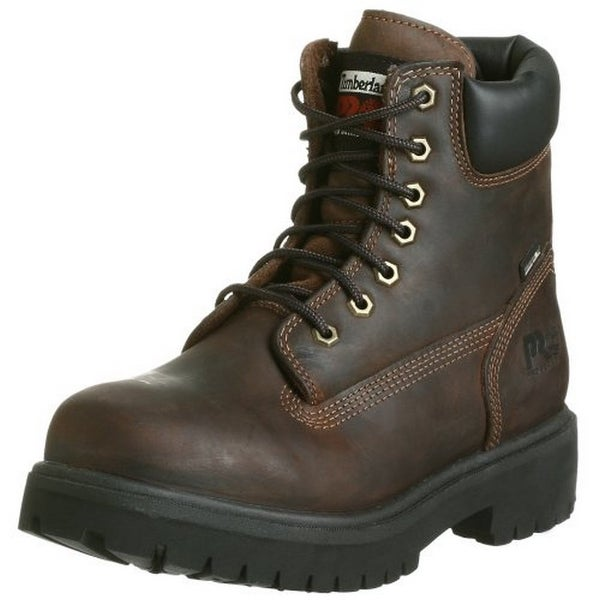 """Timberland PRO Men's 38020 Direct Attach 6"""" Soft Toe Boot"""