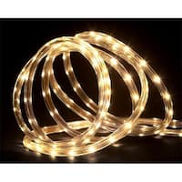 30 ft. Warm White LED Indoor & Outdoor Christmas Linear Tape Lighting