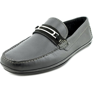 Giorgio Brutini 478501 Round Toe Leather Loafer