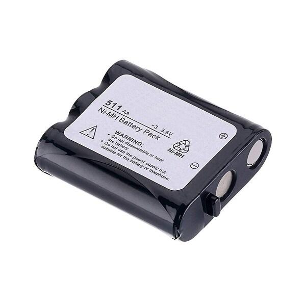 Replacement Battery For Panasonic KX-TG2770 Cordless Phones - P511 (850mAh, 3.6v, NiCD)