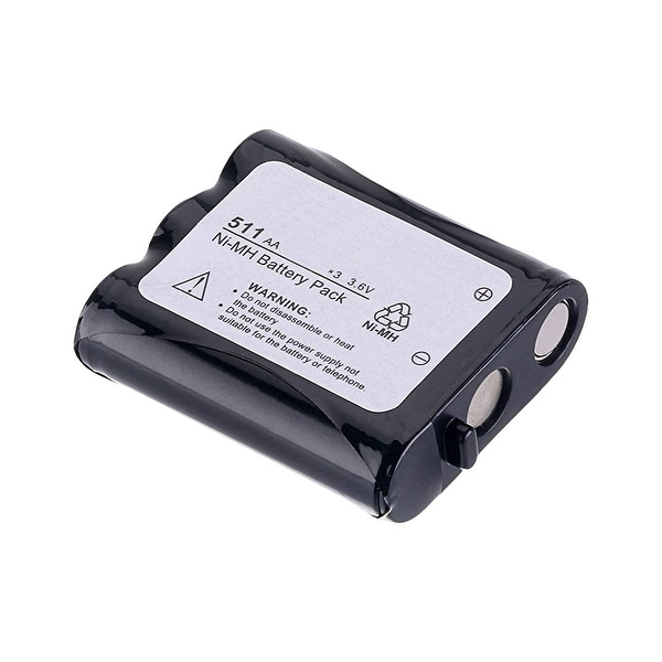 Replacement Battery For Panasonic KX-TGA270S Cordless Phones - P511 (850mAh, 3.6v, NiCD)