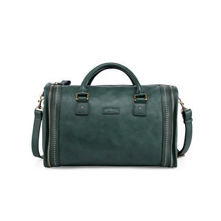 Link to Old Trend Cambria Genuine Leather Satchel Handbag Similar Items in Shop By Style