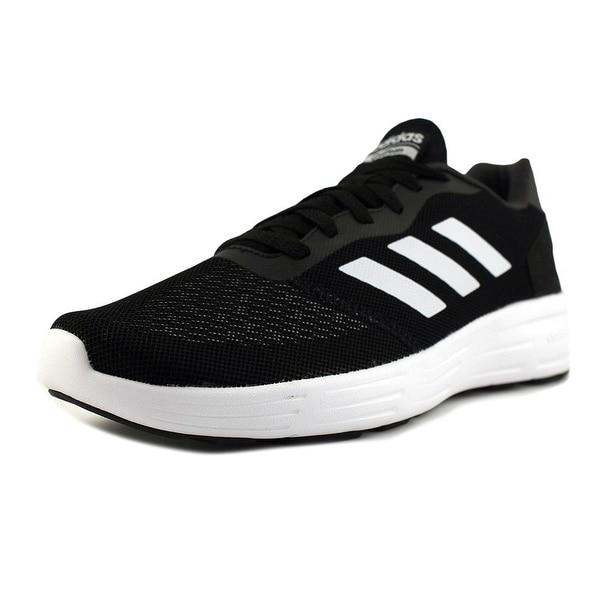 Adidas CF Revolver Men Round Toe Synthetic Black Running Shoe