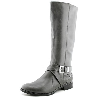 Life Stride Racey Round Toe Synthetic Knee High Boot