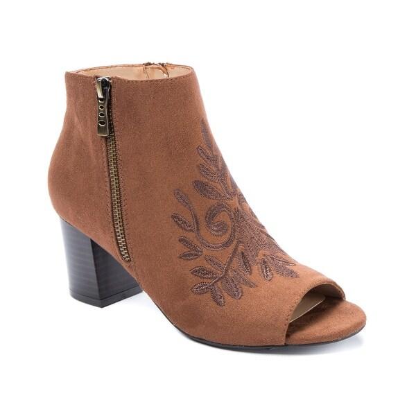 Andrew Geller Spinda Women's Boots Rusty Brown