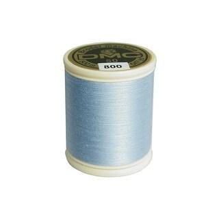 237a 50 800 Dmc Broder Machine 100 Ctn Thrd Pale Delft Blue