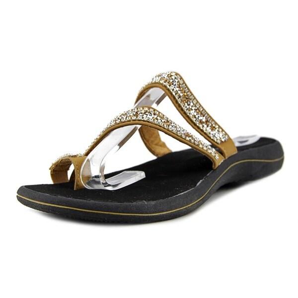 Easy Street Glance Women Rose Gold Sandals