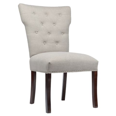 Bella Contemporary Upholstered Dining Room Chair