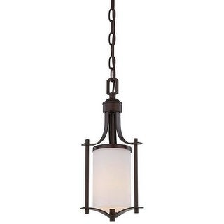 "Savoy House 7-336-1 Colton 1 Light 6.5"" Wide Pendant"