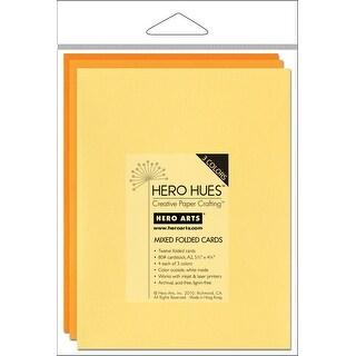 "Hero Arts A2 Cards (4.25""X5.5"") 12/Pkg-Sunshine Mix"