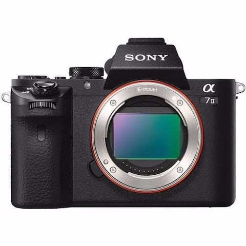 Sony Alpha a7II Mirrorless Digital Camera (Body Only)