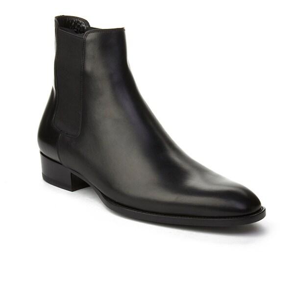 c158e1ab24b8 Saint Laurent Men  x27 s Leather Classic