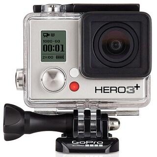 GoPro Hero3+ - Silver Edition (Certified Refurbished)