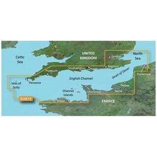 Garmin VEU001R - English Channel SD card Navigational Software