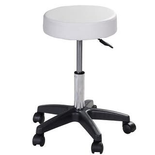 Costway Adjustable Massage Spa Beauty Seat Rolling Swivel Bar Stool white|https://ak1.ostkcdn.com/images/products/is/images/direct/975d48f4ce325aead0deb45f55ac613f0046ef1d/Costway-Adjustable-Massage-Spa-Beauty-Seat-Rolling-Swivel-Bar-Stool-white.jpg?impolicy=medium